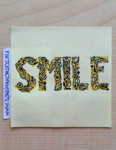17 - Smile/Mosolyogj