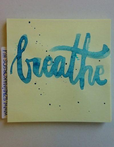 32 - breathe