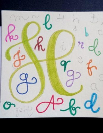 46 - Betűk