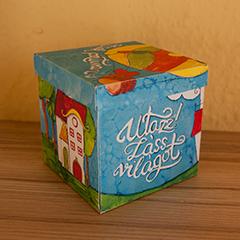 Nyomtatható ajándékdoboz